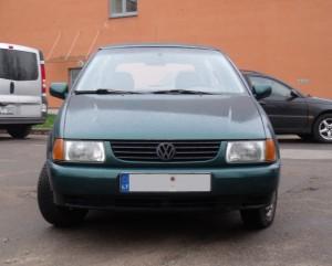 Volkswagen Polo nuomai