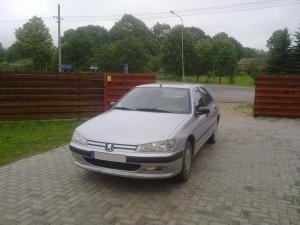 Peugeot 406 Nuomai
