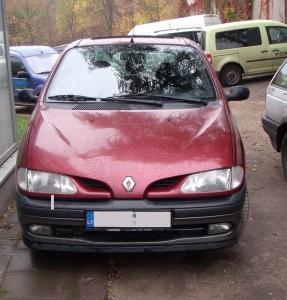 Renault Scenic Nuomai